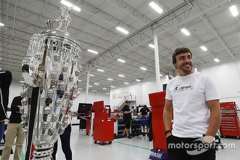 Alonso devrait passer le test des rookies lors de ses essais à Indy