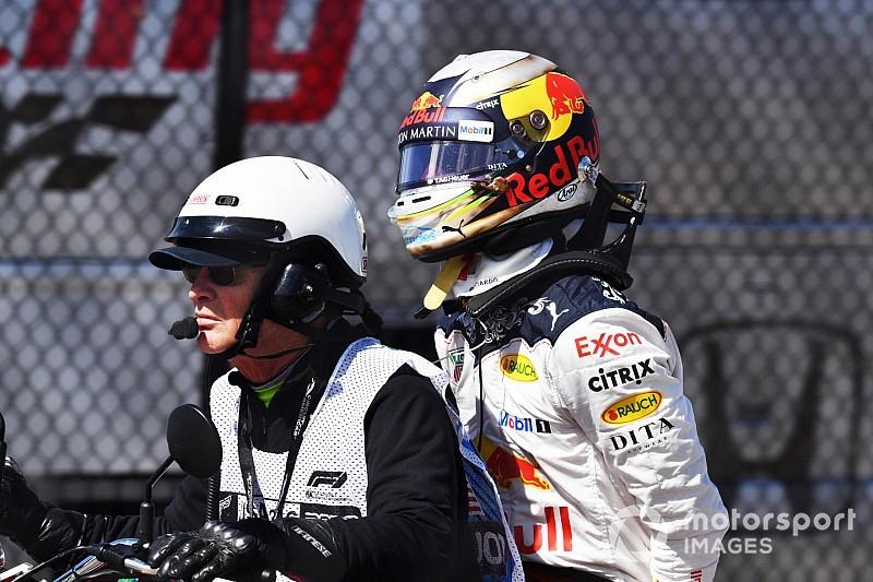 2019'da şampiyonluk isteyen Marko: Zavallı Ricciardo iki yıl daha bu sorunları yaşayacak