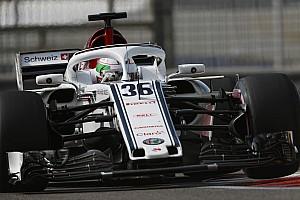 Giovinazzi que evitar comparações com Leclerc em 1º ano completo