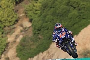 Vinales klaim Yamaha bisa juara dunia