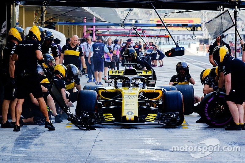"""Abiteboul: """"Renault kan voordeel hebben van invoering budgetplafond"""""""