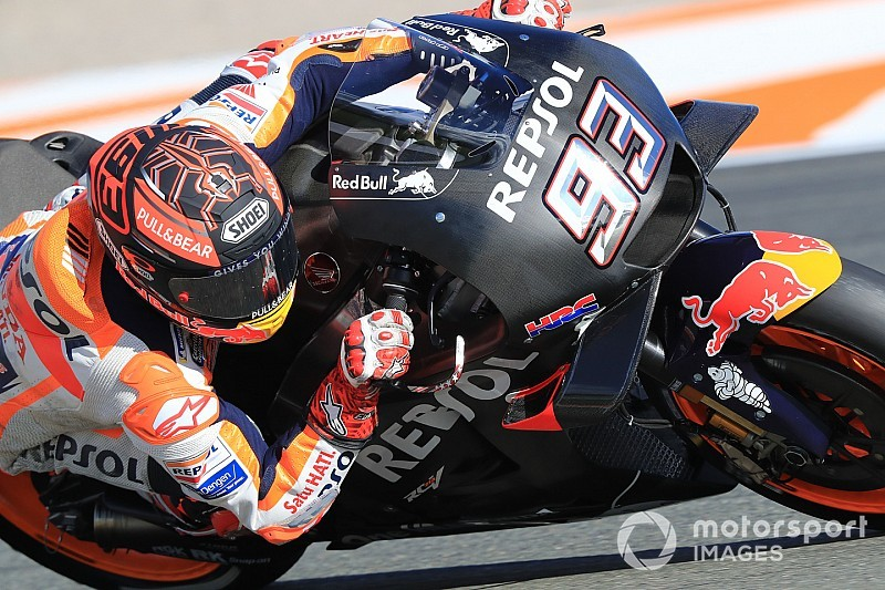 Маркес: Новий мотоцикл вже на рівні старого - це найкращий сигнал