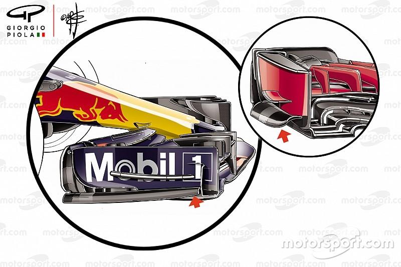 Ferrari'nin şampiyonluk için umut bağladığı yeni güncellemesi