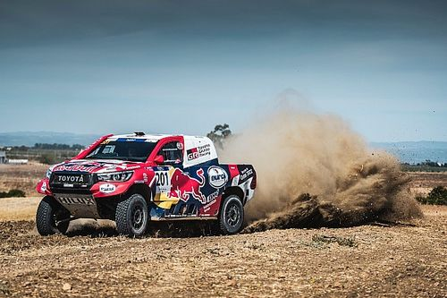 Al-Attiyah wins Dakar warm-up event in Andalusia