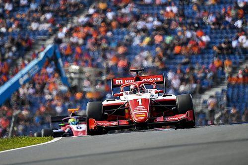 Zandvoort F3: Hauger takes fourth season win to boost points lead