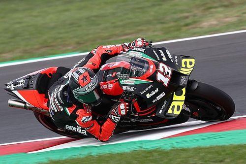 """Vinales """"satisfied"""" with Aprilia MotoGP move"""