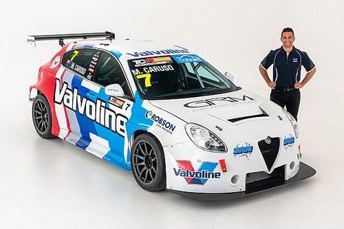 Caruso to race GRM Alfa in TCR Australia
