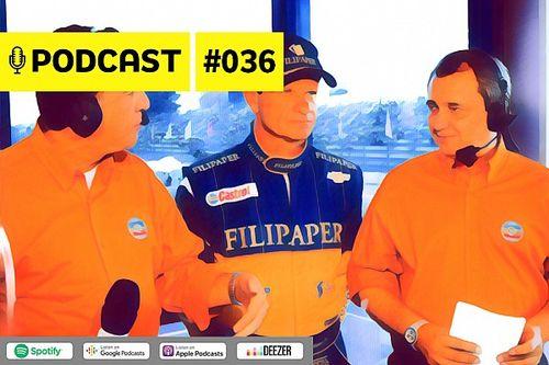 Podcast #036 - Quem são os maiores comunicadores de automobilismo na TV brasileira?