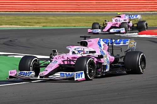 Racing Point to proceed with appeal against F1 penalty