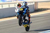Moto3, Endülüs 3. antrenman: En hızlısı Migno, Deniz 13. sırada