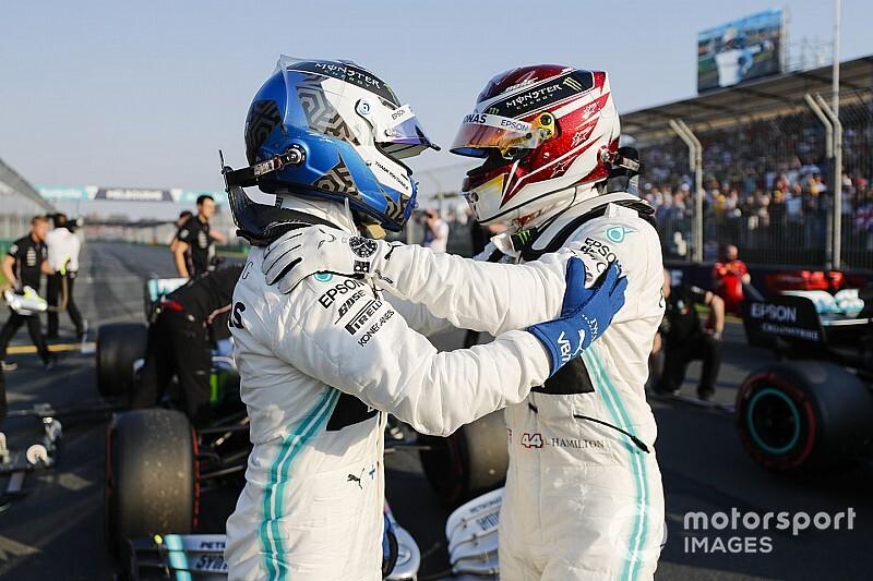 Hamilton et Vettel sous le choc de la performance Mercedes