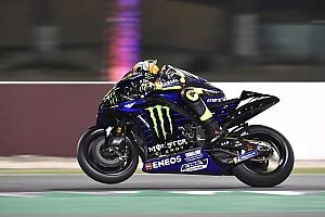 Malgré le meilleur temps, on se concentre sur la course chez Yamaha