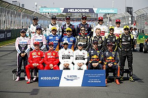 ¡Sonrían! La foto de grupo de los pilotos de F1 de los últimos 20 años