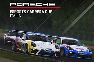 Porsche Esport Carrera Cup Italia: la sfida virtuale si fa reale!