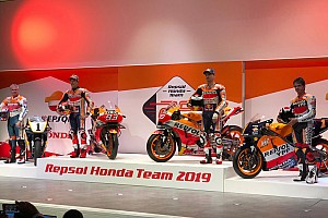 Repsol Honda presenteert 'droomteam' voor MotoGP-seizoen 2019