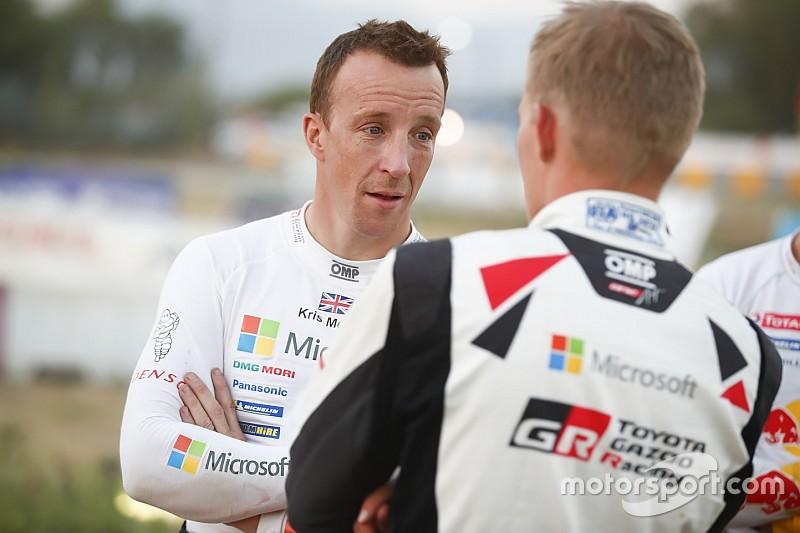 Meeke ofrece disculpas a Citroën por sus acusaciones