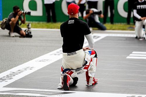 «Победный» шлем и борьба с Mercedes. Как Мазепин провел Гран При Испании