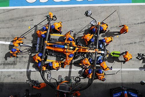 La nueva regla de paradas de pits en F1: ¿Qué es y por qué?