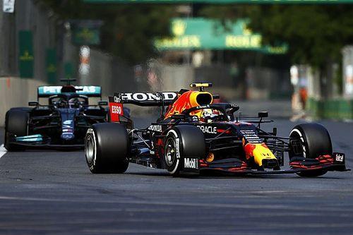 Red Bull revela el problema que casi deja a Sergio Pérez sin la victoria