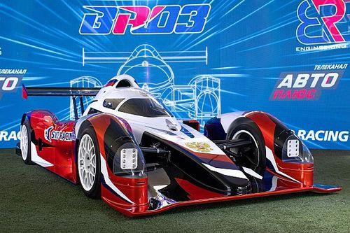 SMP Racing представила новый прототип для российских гонок