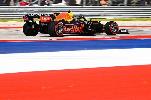 Amerika GP 2. antrenman: Perez ilk sırada, Verstappen sekizinci
