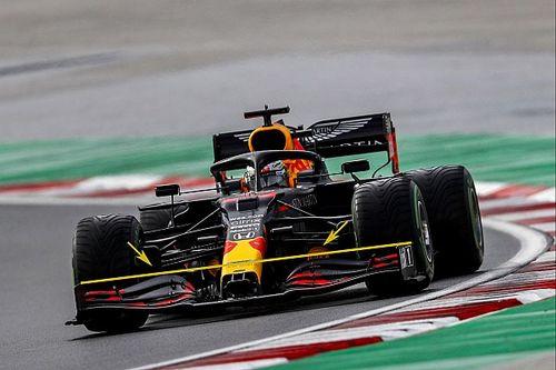 How Verstappen's Turkish GP front wing error happened