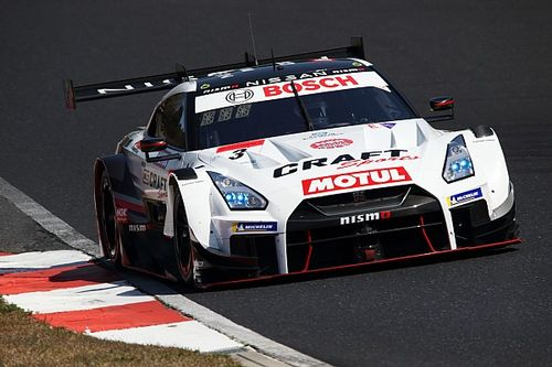 "Nissan: Okayama result ""unfortunate"", pace encouraging"
