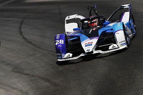 Günther het snelste in gestaakte tweede vrije training E-Prix Rome