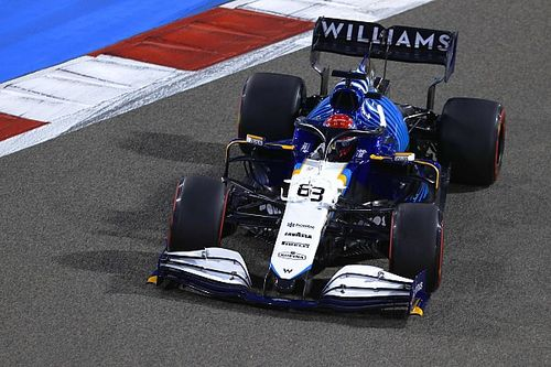 Russell: Williams can focus on performance instead of survival