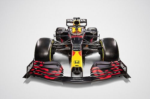 Detail Ubahan pada Red Bull RB16B