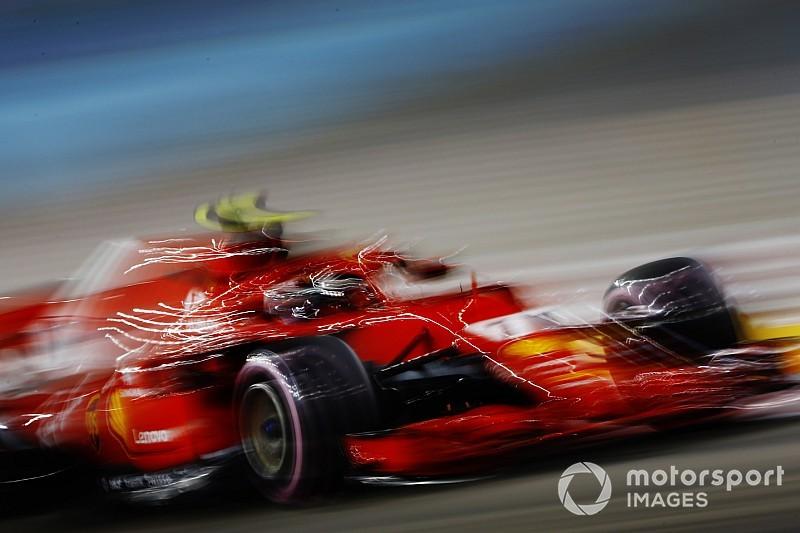 EL2 - Räikkönen et Hamilton loin devant, Vettel perd du temps
