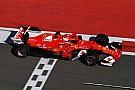 Sebastian Vettel nach Pole-Position für Ferrari in Sochi:
