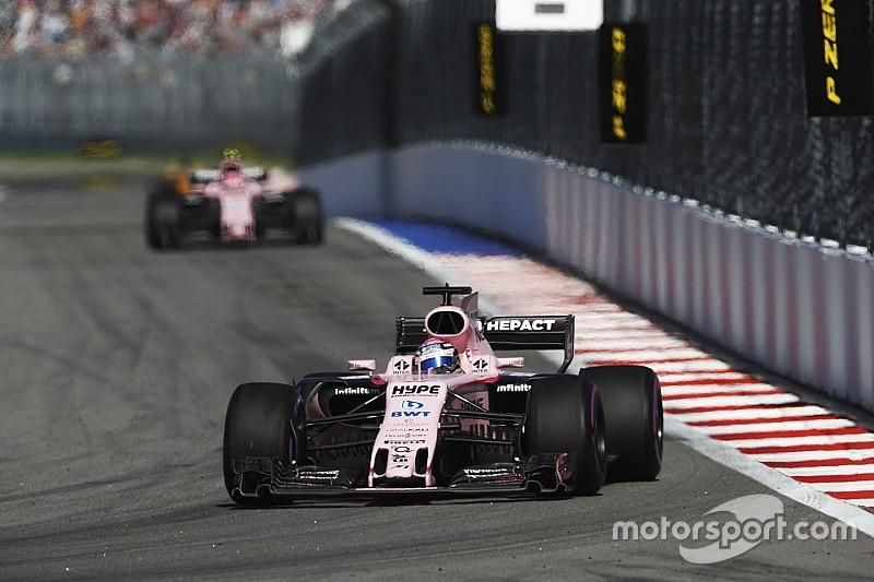 "Pérez dice que Force India ha hecho ""grandes milagros"""