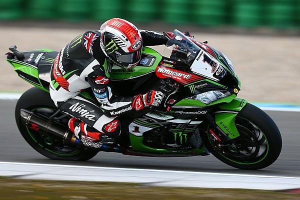 World Superbike Qualifying report WorldSBK Belanda: Rea pole position, Melandri kelima