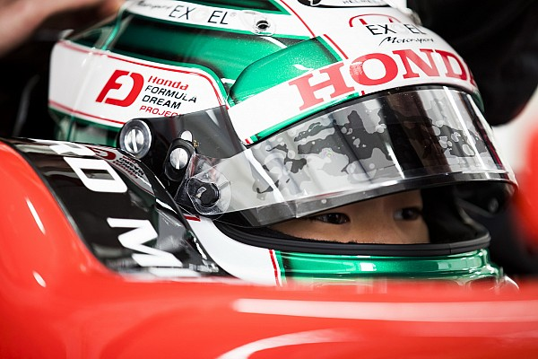 GP3 Barcelona GP3: Honda junior Fukuzumi leads first practice of 2017