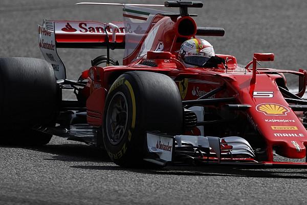 F1 速報ニュース 【F1ロシアGP】FP2:フェラーリ1-2。メルセデス勢はアタック苦戦