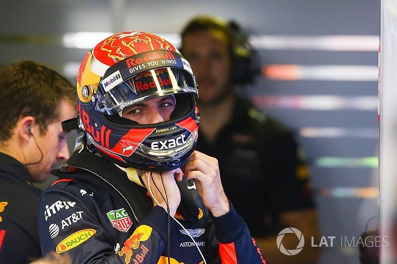 """Verstappen : Red Bull ne sera pas """"magique"""" à Singapour"""