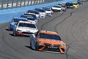 NASCAR Cup Interview After early season struggles, Phoenix Top 10