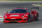 Endurance Scuderia Praha Ferrari on pole for 12H Mugello