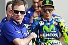 """MotoGP Yamaha: """"Aanblijven Rossi afhankelijk van onze prestaties"""""""