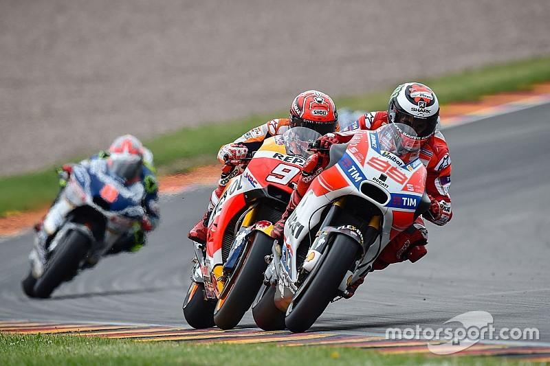 Márquez cree que Lorenzo ganará alguna carrera este año
