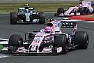 Ocon: Mercedes happy with my progress in F1