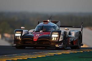 24 heures du Mans Actualités Jarvis : Le Mans n'a pas été