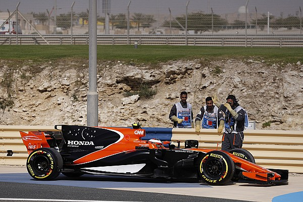 Formula 1 Breaking news McLaren duo get engine reliability update for Russia