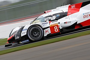 WEC Practice report Silverstone WEC: Toyota two seconds clear of Porsche in FP2