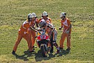 Marquez: Aragon qualifying crash down to