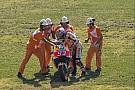 MotoGP Aragon: Marquez schmeißt Pole-Position weg: