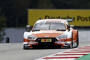 DTM Trainingsbericht Mit gleichem Gewicht: Audi bestimmt DTM-Training in Spielberg