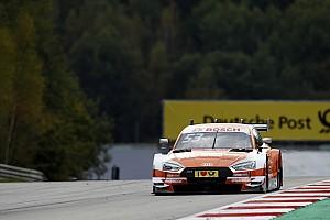 DTM Репортаж з практики DTM у Шпільберзі: Audi домінувала у другому тренуванні