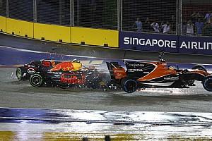 Formule 1 Actualités L'accrochage Vettel-Verstappen-Räikkönen sous enquête